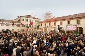 More than 7,000 Scientologists and their guests gathered from across Italy and Europe to celebrate the grand opening of the Church of Scientology Ideal Organization (Ideal Org) of Padova on Saturday, October 27.