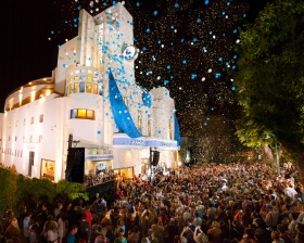 The Center of Scientology of Israel celebrated the grand opening of their new home: the historic Alhambra Theater in the heart of Tel Aviv's ancient port city of Jaffa. Scientologists from Israel and across the world, as well as national and city leaders, convened for the dedication.