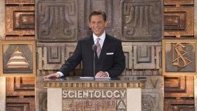 El Sr. David Miscavige, líder eclesiástico de la religión de Scientology y Presidente de la Junta del Religious Technology Center, presidió la ceremonia de  inauguración de la nueva Organización Ideal de Scientology para México.