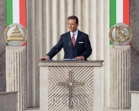 El Sr. David Miscavige, Presidente de la Junta del Religious Technology Center y líder eclesiástico de la religión de Scientology, presidió la dedicación y la inauguración de la nueva Iglesia de Scientology de Roma.