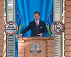El Sr. David Miscavige, Presidente de la Junta del Religious Technology Center y líder eclesiástico de la religión de Scientology, presidió la inauguración y apertura de la nueva Iglesia de Malmö el 4 de abril del 2009.